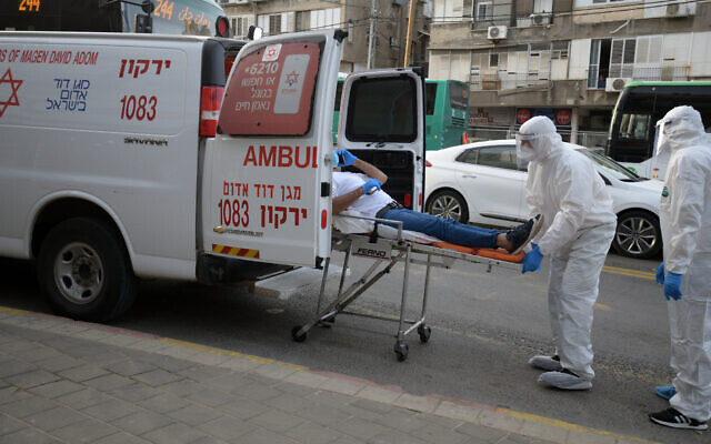 Coronavirus cases in Israel jump to nearly 5,600, death toll rises to 21
