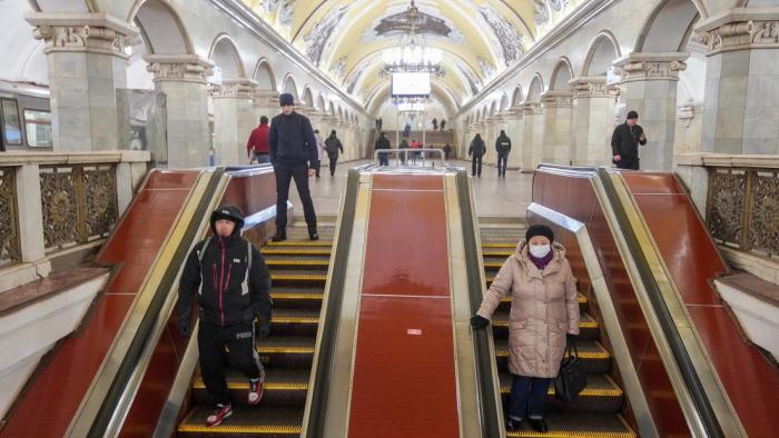 Rusia registra en un día 7 muertes y 440 nuevos casos de coronavirus, elevando el total a 2.777
