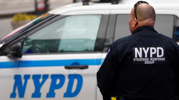 EE.UU.: Más de 1.400 miembros del departamento de Policía de Nueva York han dado positivo por coronavirus