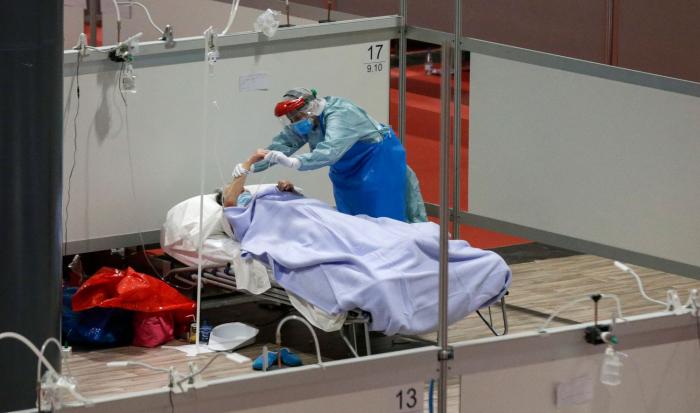 La OMS alerta de la urgencia de detectar los casos asintomáticos para evitar el avance del virus