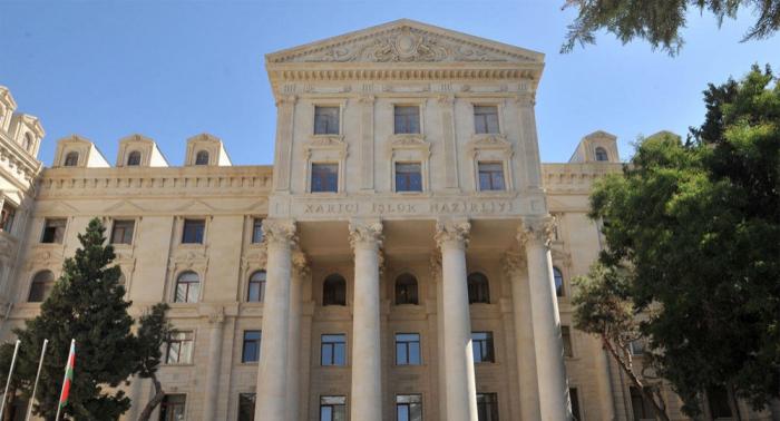 Cancillería de Azerbaiyán emite declaración sobre el 27º aniversario de la ocupación del distrito de Kalbajar
