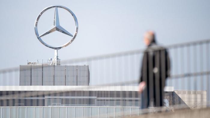 Vorstände bei Daimler verzichten auf Teile ihrer Gehälter