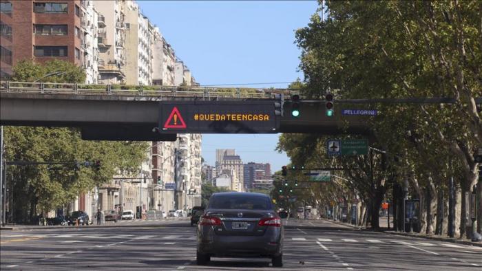 Argentina:   1.133 casos confirmados y 32 muertos por COVID-19