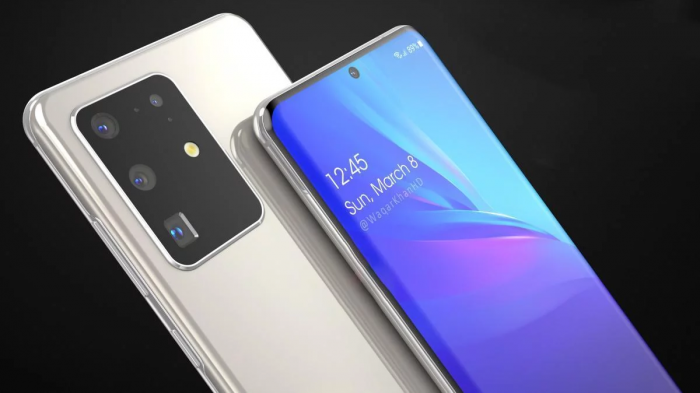 Samsung Galaxy 20:   Verdeckter Modus der Top-Serie entdeckt