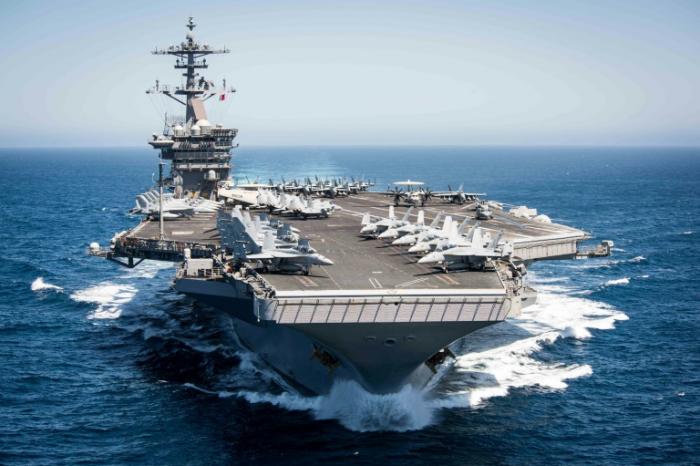 Kapitän von US-Flugzeugträger mit Corona-Fällen entlassen