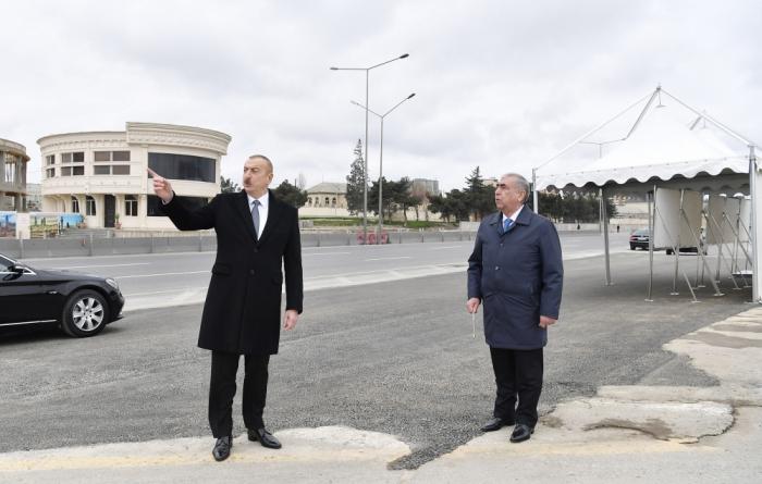 Ilham Aliyev s