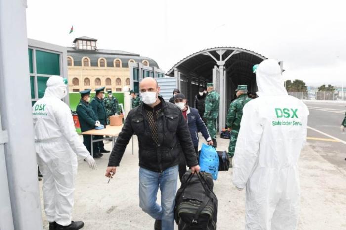 Rusiyadakı azərbaycanlılar ölkəyə buraxılır