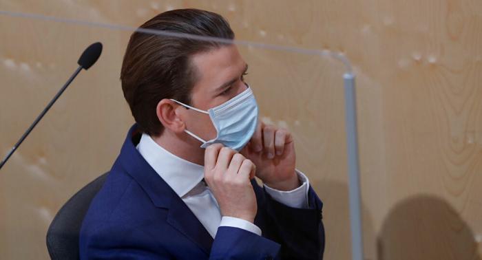 Bundeskanzler Kurz lobt Engagement der Landsleute bei Umgang mit Coronavirus
