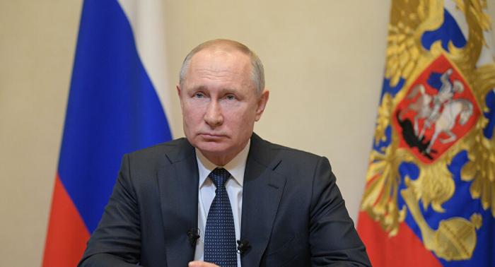 Putin:   Weshalb die Lage am Öl-Markt Risiken heraufbeschwören kann