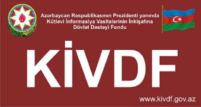 Neuer Leiter des Fonds zur staatlichen Förderung der Entwicklung von Massenmedien unter Präsident ernannt