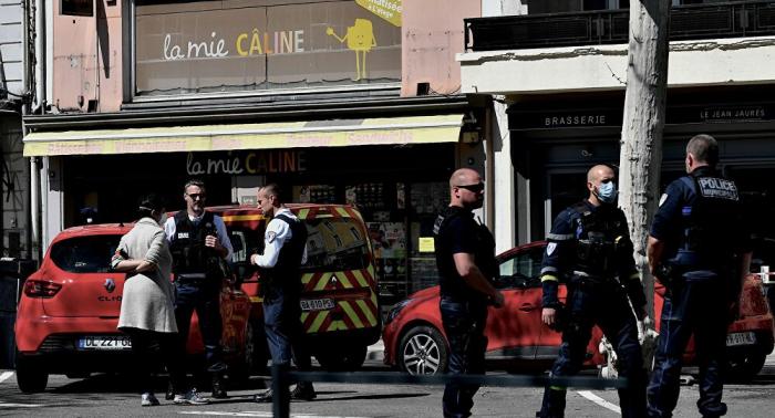 Messerangriff in Frankreich: Zwei Menschen erstochen, mehrere verletzt