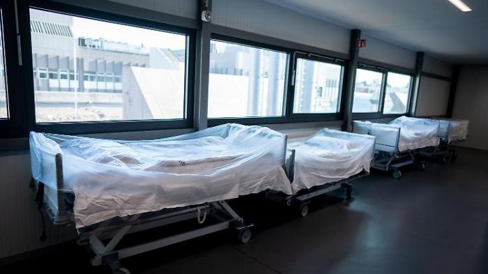 Braun erwartet deutlich höhere Infektionszahlen