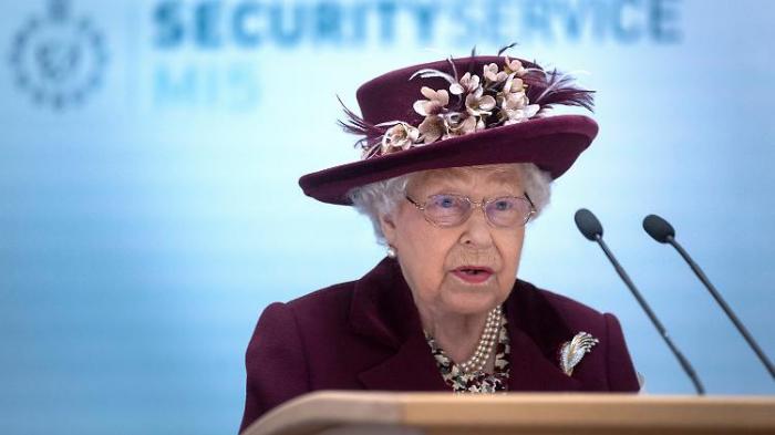 Queen Elizabeth wendet sich ans Volk