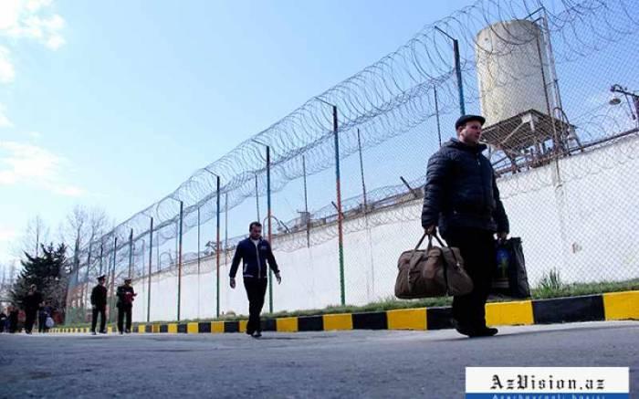 Begnadigte werden 14 Tage lang unter Quarantäne gestellt -   OFFIZIELL