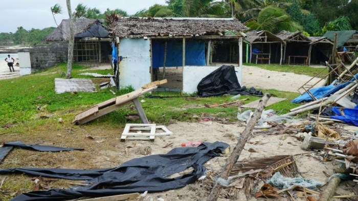 Le cyclone tropical Harold frappe les îles Fidji de ses vents de plus de 240 km/h