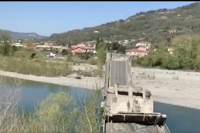 Un pont routier s