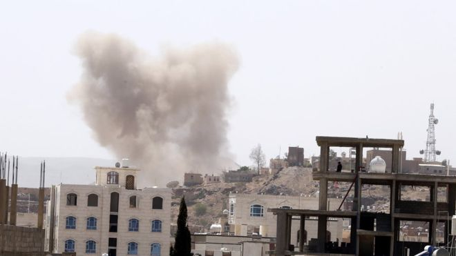 Yemen: Saudi-led coalition announces ceasefire