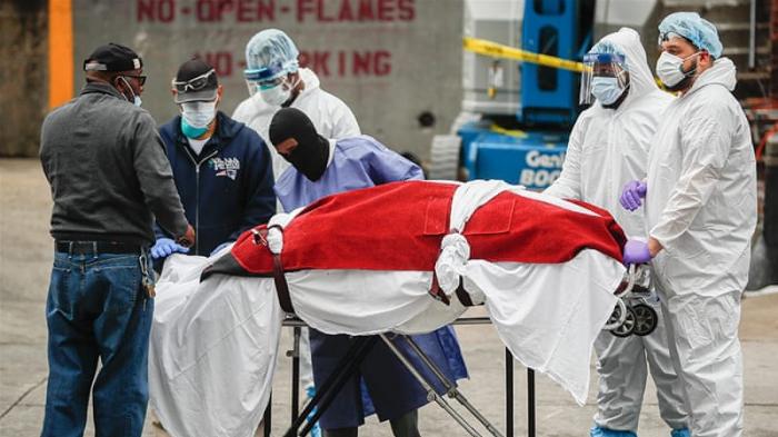 Coronavirus: U.S death toll approaches 15,000