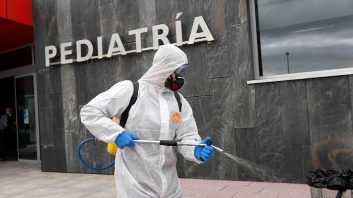 Coronavirus death toll in Spain reaches 15 843