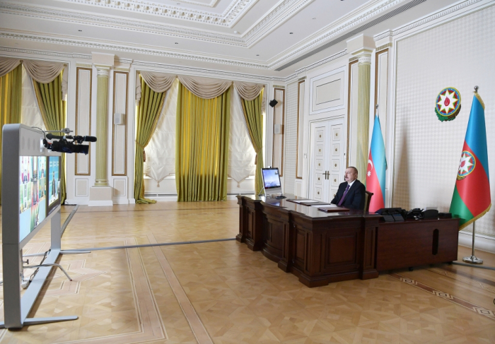 Azerbaijani gov't continues working on other state support mechanisms – president