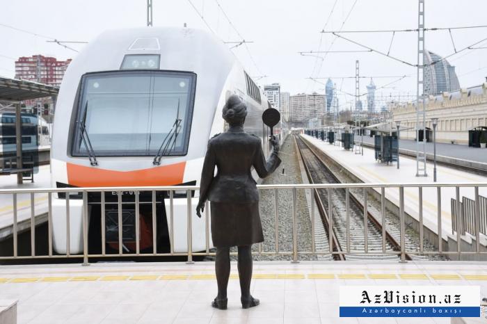 Baku Railway Station amid coronavirus outbreak -  PHOTOS