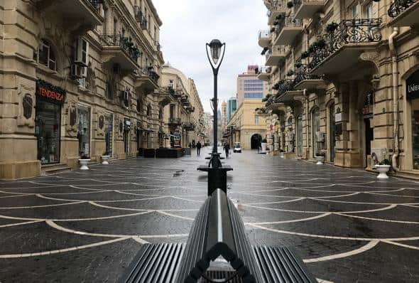Azerbaijan: Coping with the Invisible Monster COVID-19