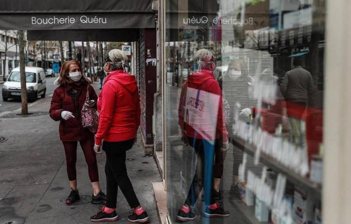 Coronavirus death toll in France reaches13,832