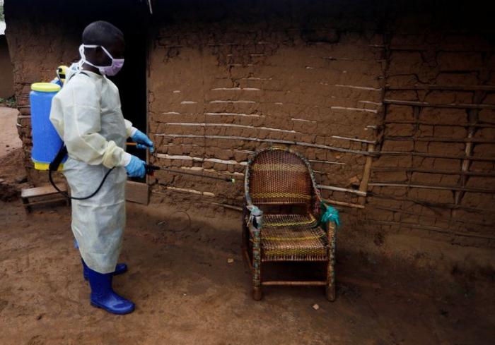 Congo records second Ebola death in days: WHO
