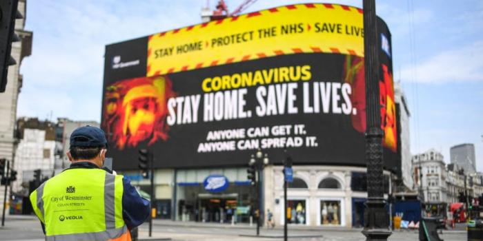 UK COVID-19 hospital death toll passes 10,000 mark