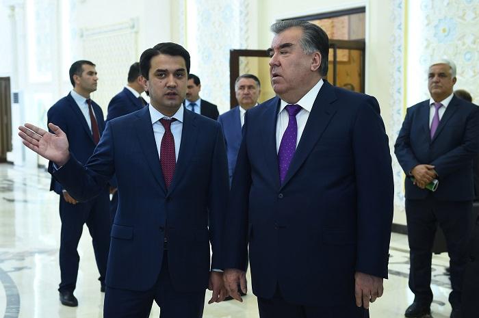 Tajikistan leader