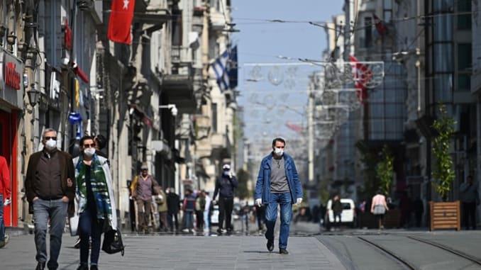 Death toll from coronavirus in Turkey hits 1,769