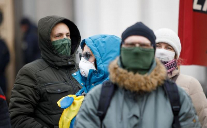 Ukraine confirms 5,710 coronavirus cases, including 261 over past day