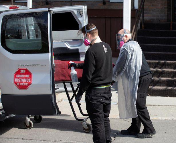Health officials: Canada