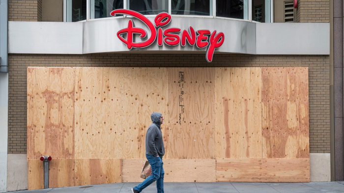Disney is in 'the eye of the storm' — analyst warns parks may not open until January