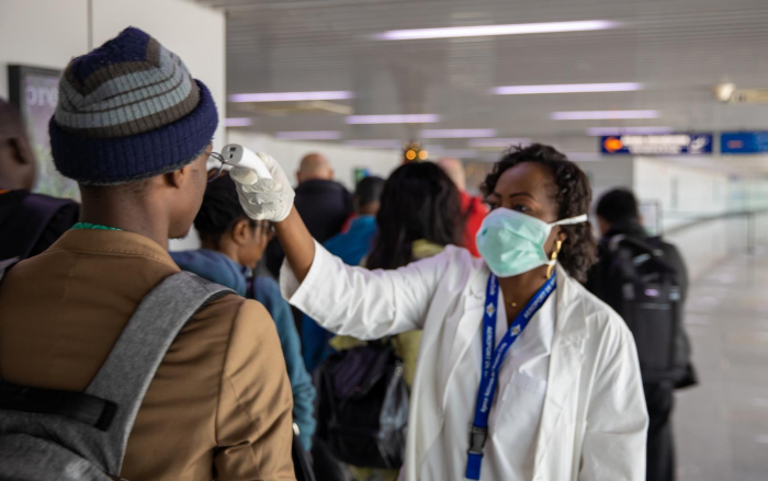 Africa's coronavirus infections top 23,000, WHO reports