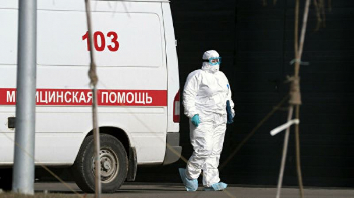 Russia's coronavirus case tally nears 58,000