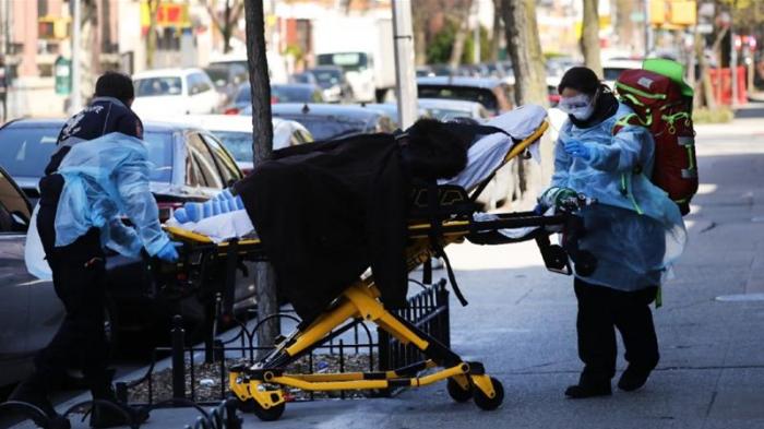 Coronavirus: US health official warns of dangerous second wave