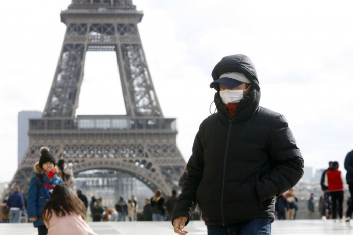 French coronavirus death toll close to 22,000: ministry