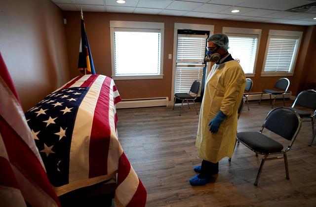 Global coronavirus death toll hits200,000