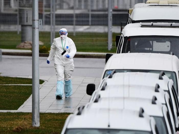 Russia's coronavirus cases surpass 80,000