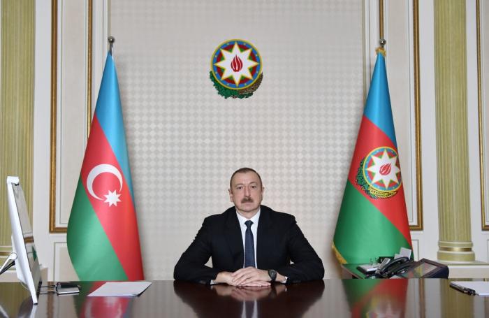 İlham Əliyev Litva Prezidenti ilə videobağlantı formatında danışıb