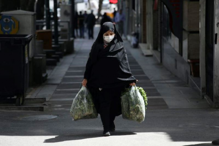 Iran says coronavirus death toll rises by 60 to 5,710