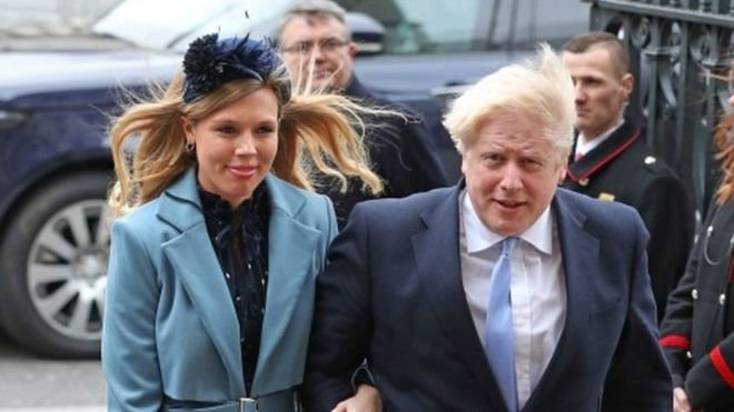 Boris Johnson and Carrie Symonds announce birth of son