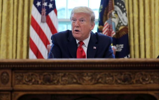 Trump says China wants him to lose his bid forre-election