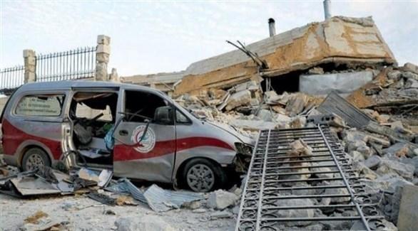 الأمم المتحدة تتجنب تحميل روسيا مسؤولية استهداف مستشفيات في سوريا