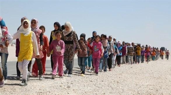 الكوارث والحروب تتسبب في نزوح 33 مليون شخص في بلدانهم