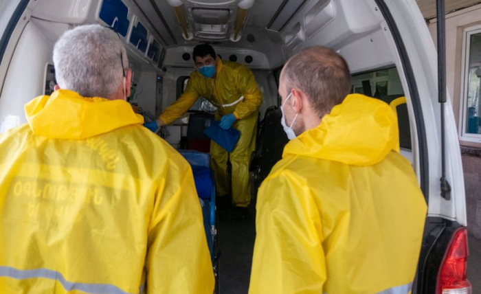 Ermənistanda 881 nəfər koronavirusa yoluxub - 9 ölü