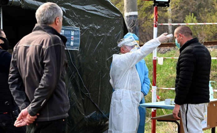 Gürcüstanda koronavirusa yoluxanların sayı artdı
