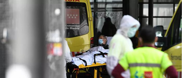 وفاة رئيس المفوضية الإسلامية في إسبانيا بفيروس كوروناc