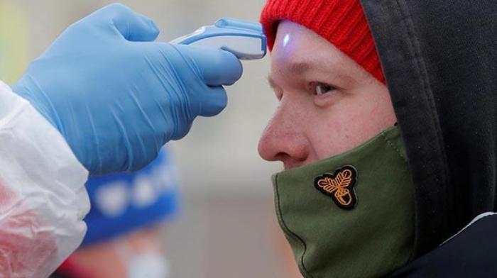 Moskvada bir gündə 434 nəfərdə virus aşkarlandı